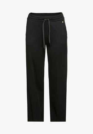 PALAZZO - Pantaloni sportivi - schwarz