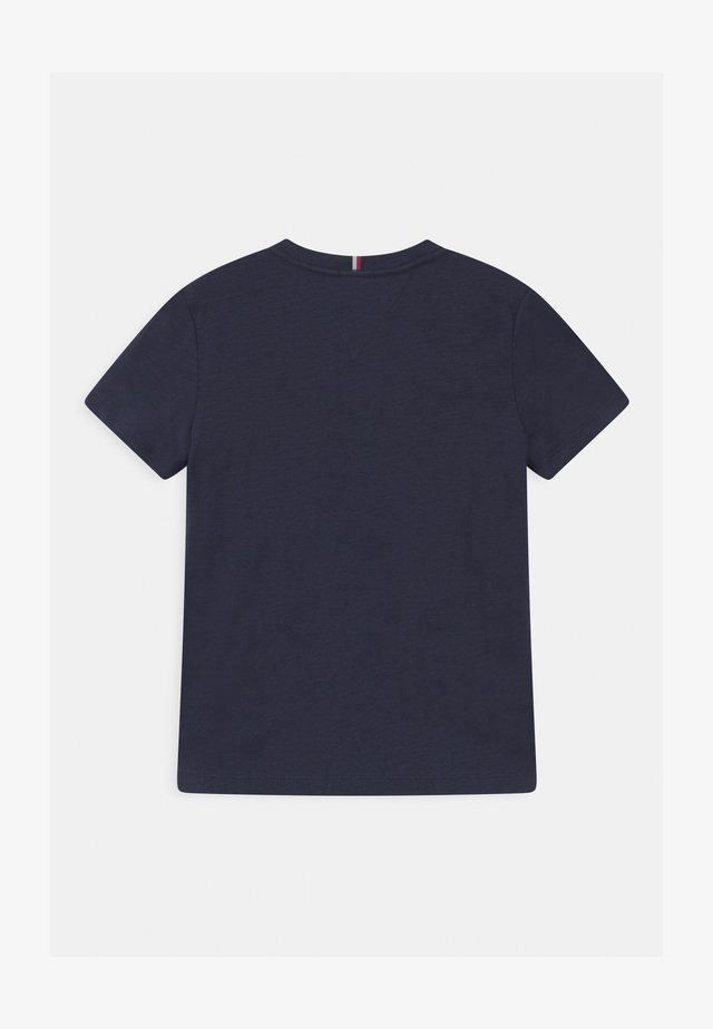 GLOBAL STRIPE - T-shirt med print - blue