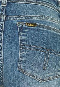 LOIS Jeans - MELROSE - Široké džíny - triple stone - 2