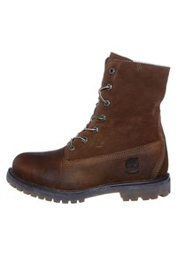 Timberland - AUTHENTICS - Lace-up ankle boots - tobacco - 4