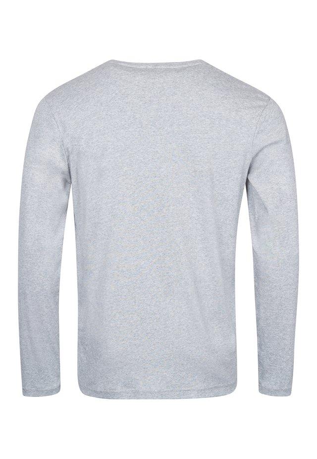 LARRY - T-shirt à manches longues - light grey