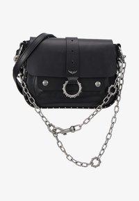 KATE SMOOTH - Across body bag - noir