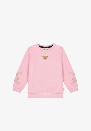 Langarmshirt - pink nectar