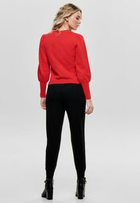 ONLY - Tracksuit bottoms - black - 2