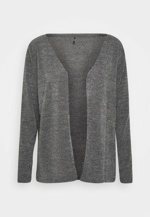 ONLALBA - Cardigan - dark grey melange