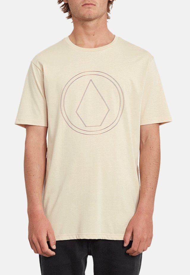 PINNER  - Print T-shirt - beige
