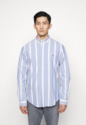 OXFORD - Shirt - blue/white