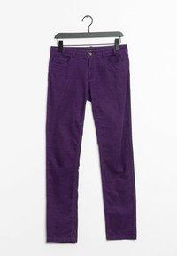 More & More - Straight leg jeans - purple - 0