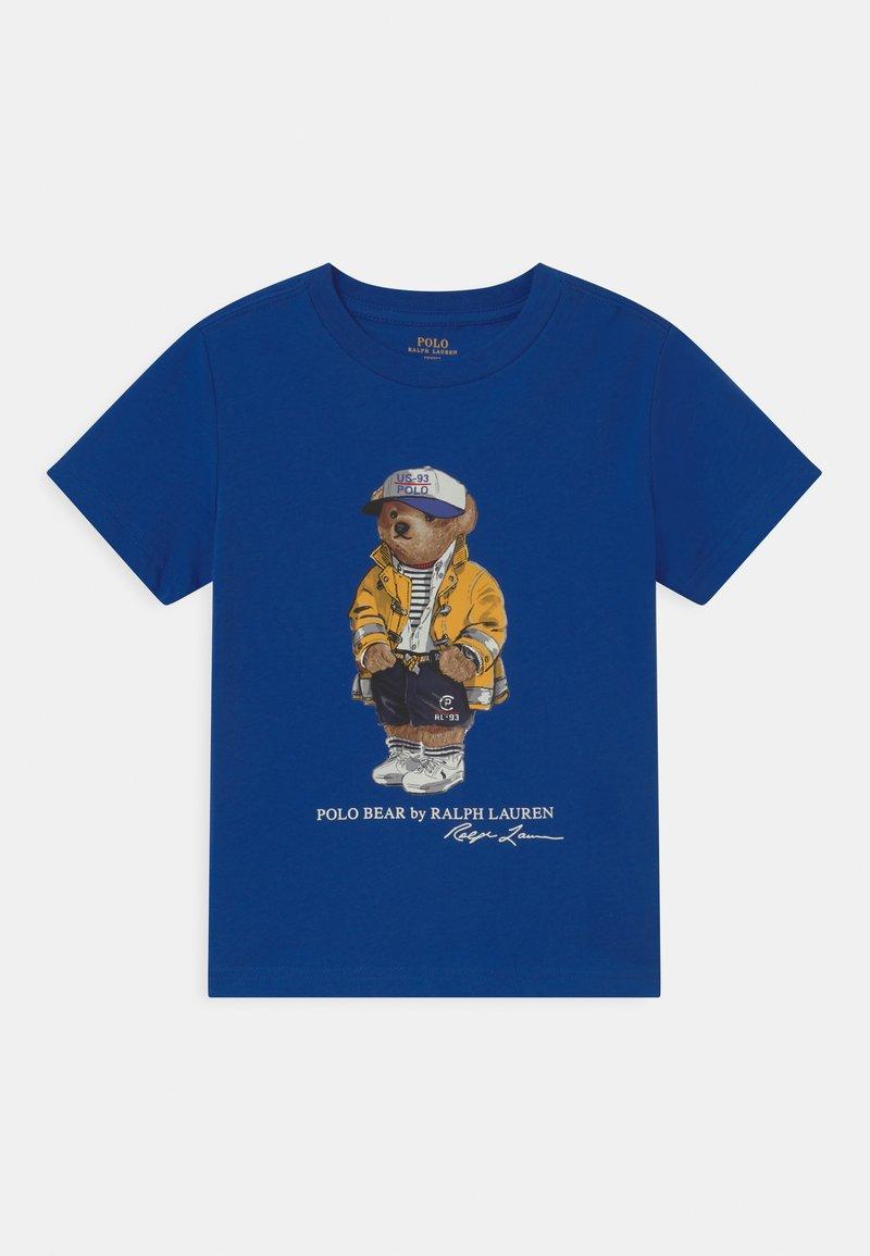 Polo Ralph Lauren - T-shirts print - pacific royal