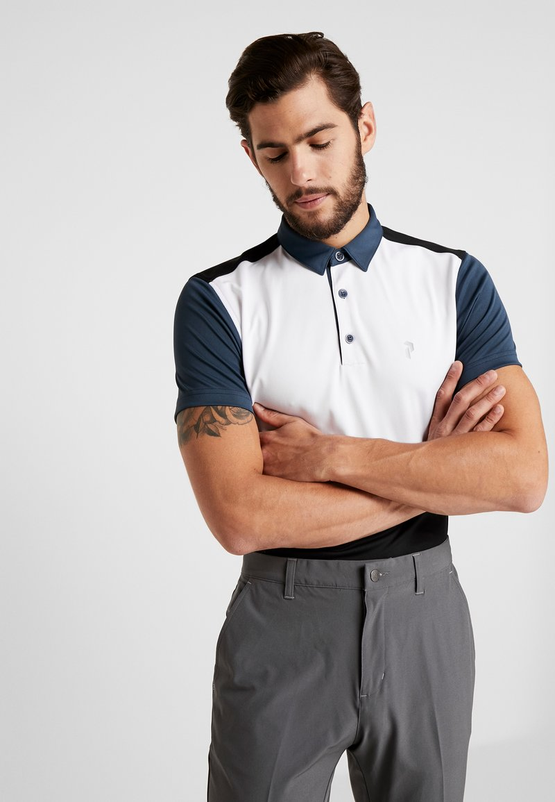 Peak Performance - RATOURPO - Polo - black