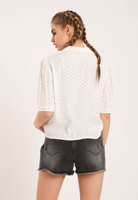 Pimkie - Button-down blouse - white - 2