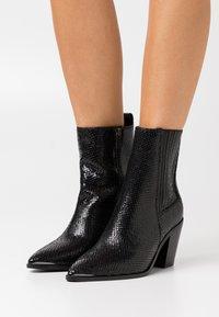 Minelli - Classic ankle boots - noir - 0