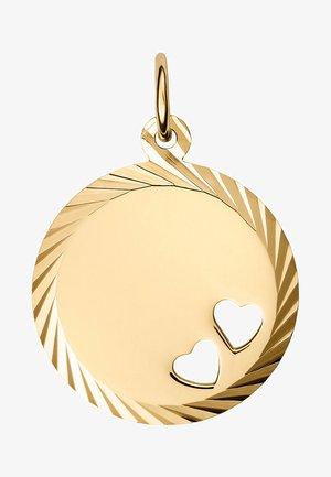 Anhänger - gold-coloured