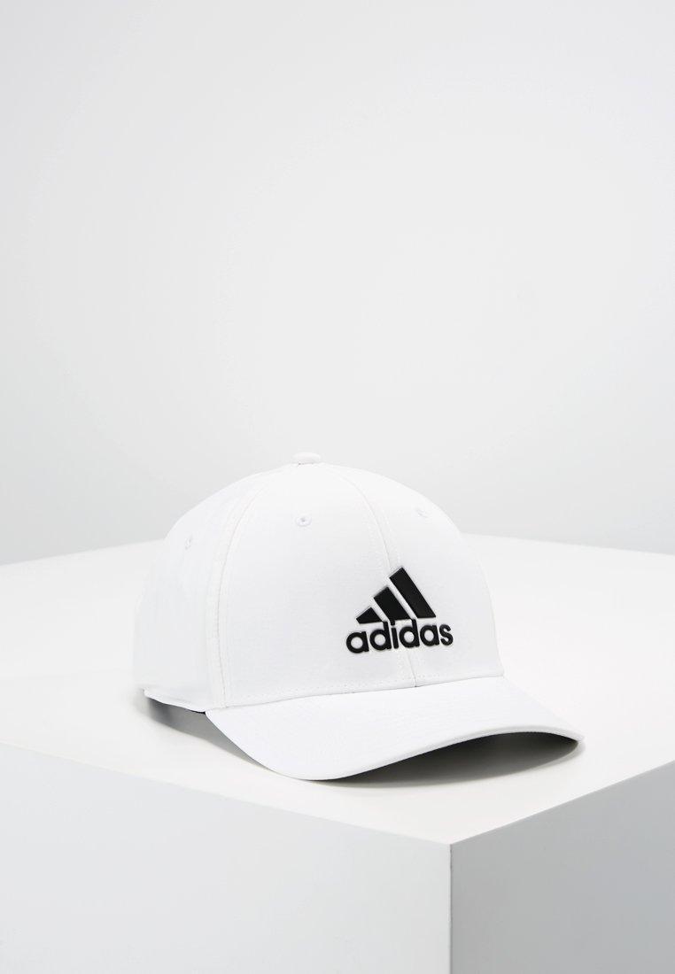 adidas Golf - BADGE OF SPORT HEATHER - Kšiltovka - white