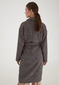 ICHI - IHHOLLYN - Classic coat - crushed violets - 2