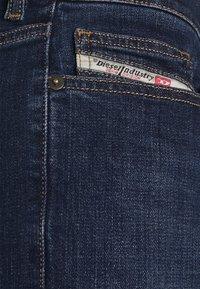 Diesel - D-LUSTER - Slim fit jeans - dark blue - 5