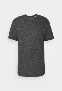 JORDARKNESS TEE CREW NECK - Basic T-shirt - navy blazer