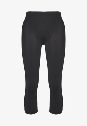 BIKE BASIC - 3/4 sports trousers - black