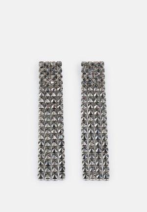STAMPA - Orecchini - grigio chiaro
