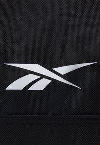 Reebok - ACT CORE GRIP UNISEX - Treningsbag - black/black - 4