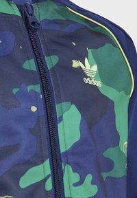 adidas Originals - SET - Tracksuit - blue - 5