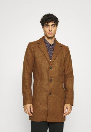 TAVE COAT - Classic coat - cinnamon