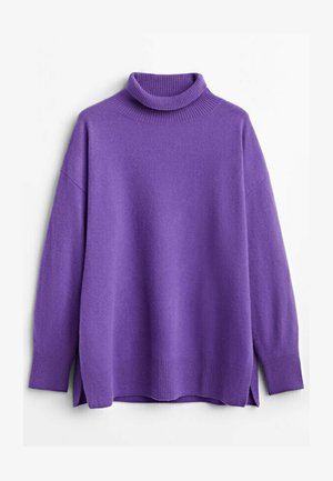 Pullover - dark purple