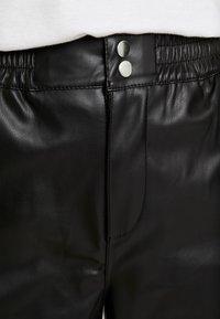 Miss Selfridge - JOGGER - Pantaloni - black - 5
