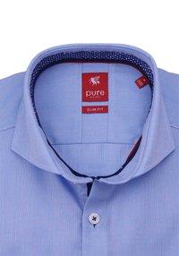Pure - SLIM FIT  - Formal shirt - hellblau - 3