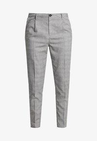 Cotton On - OXFORD - Kalhoty - black prince of wales - 3