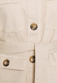 b.young - UTILITY JACKET - Summer jacket - cement - 2