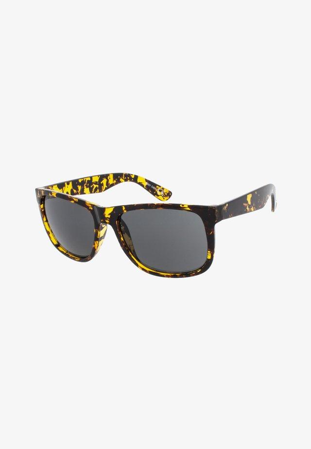 ALPHA - Okulary przeciwsłoneczne - tortoise