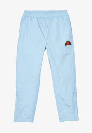 EUORA - Pantalones deportivos - light blue