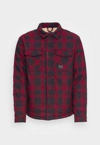Vintage Industries - HEAVYWEIGHT - Light jacket - burgundy - 3