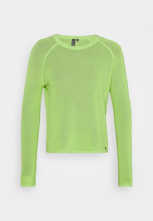 IDOL JUMPER - Sudadera - green alert