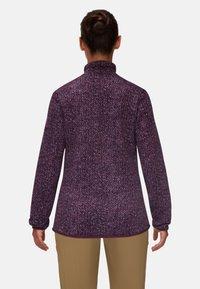 Mammut - Fleece jacket - grape - 1