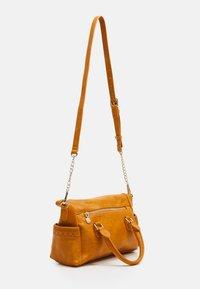 Desigual - BOLS MARTINI LOVERTY MINI - Handbag - yellow - 1