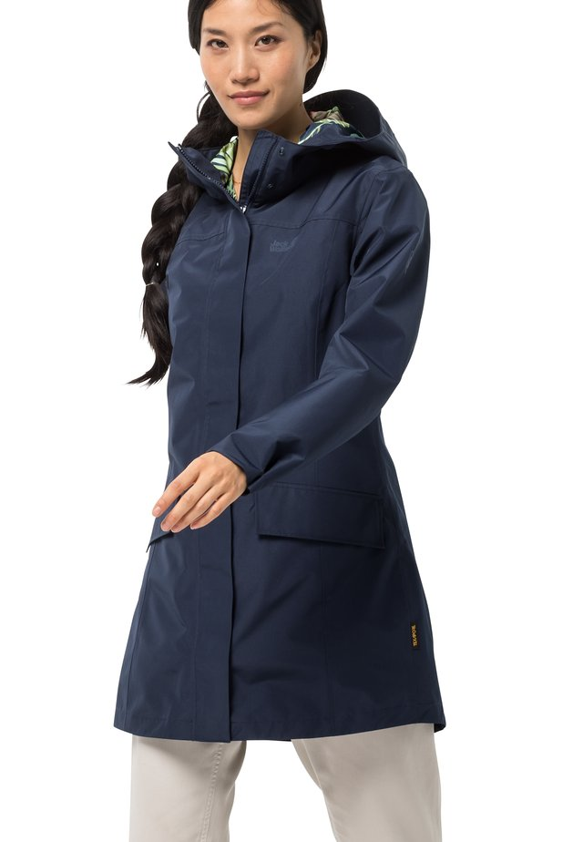 CAPE YORK PARADISE - Waterproof jacket - midnight blue