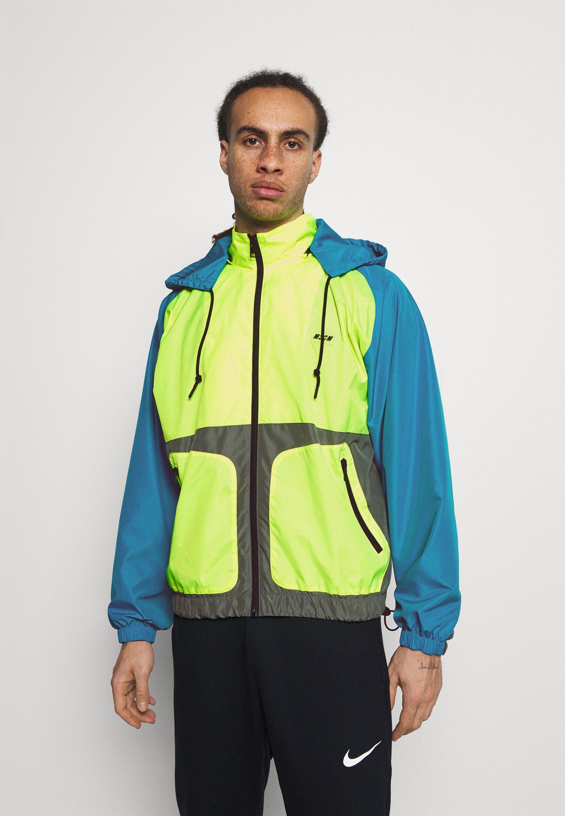 Men GIUBBINO JACKET - Training jacket
