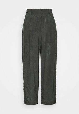 FREYA TROUSERS - Trousers - charcoal