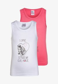 Jacky Baby - 2 PACK - Undershirt - pink - 0