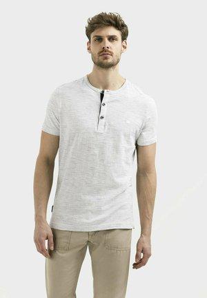 Print T-shirt - broke white