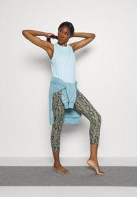 Nike Performance - DRY TANK FEMME - Top - teal tint - 1