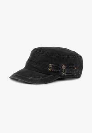 MILITARY  - Cap - schwarz