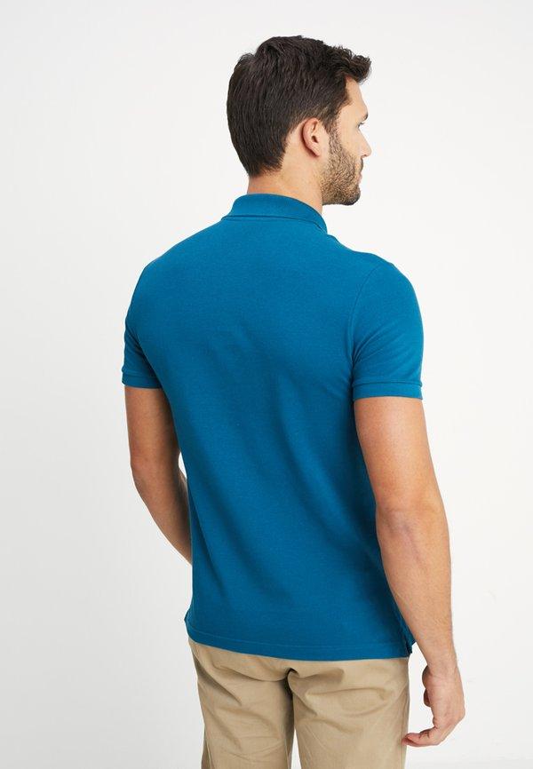 Lacoste Koszulka polo - lucida/niebieski Odzież Męska HZSF