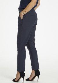 Karen by Simonsen - SYDNEY - Trousers - dark blue - 2