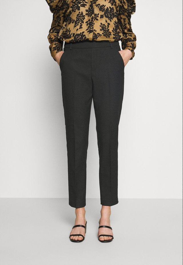 GERRY TWIGGY PANT - Pantaloni - black