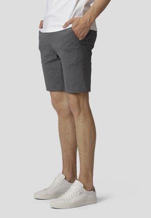 MILANO JERSEY SHORTS - Shorts - dark grey mix
