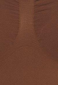 Cotton On Body - GO FIGURE SMOOTH BODYSUIT - Body - cappucino - 2