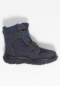 Superfit - HUSKY - Botas para la nieve - blau - 1